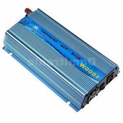 1000W Grid Tie Inverter Pure Sine Wave Inverter 110V or 220V