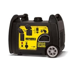 BUNDLE of  100233 - 2800/3100w Champion Inverter w/ RV Plug
