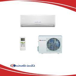 12000 BTU Ductless Mini Split Air Conditioner Heat Pump 1 To
