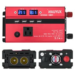 300/3000/5000W Power Inverter 12/24V To 110V/220V Modified S