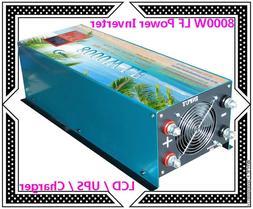 32000W/8000W LF Split Phase 24V DC/110V,220V AC 60Hz Power I
