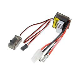 320A Brushed ESC Speed Controller /w Reverse for 1/8 1/10 RC