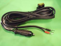 400 watt Power Inverter Cable 12 volt DC Cigarette lighter p