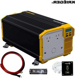Krieger 4000-Watt Power Inverter