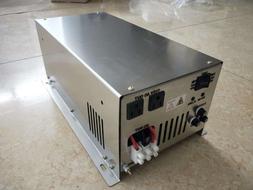 6000W LF PSW Split phase power inverter DC 24v/AC 110V & 220