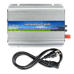 600W Grid Tie Inverter 110V Pure Sine Wave Inverter Use For