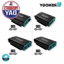 Renogy 700W/1000W/2000W/3000W Pure Sine Wave Solar Inverter
