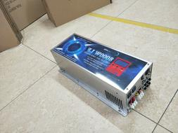8000W LF SP SOLAR PURE SINE WAVE POWER INVERTER DC24V/AC220V