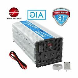 Giandel 2200W Pure Sine Wave Power Inverter 12V DC to 120V A