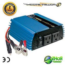 Power Bright PW200-12 Power Inverter 200 Watt 12 Volt DC To