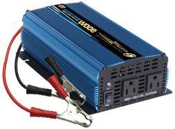 Power Bright PW900-12 Power Inverter 900 Watt 12 Volt DC To