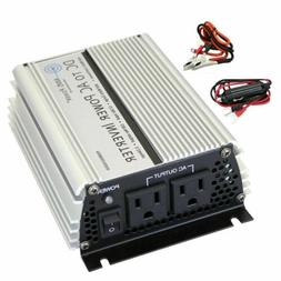 AIMS 400 Watt Power Inverter with Cables 12 Volt