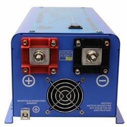 AIMS 600 Watt Pure Sine Inverter Charger 12V ETL Listed to U