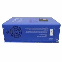 AIMS 8000 Watt Pure Sine Inverter Charger - 48 Vdc / 240Vac