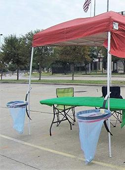 Hang N Out Too, The Ultimate Tailgating Trash Bag Holder