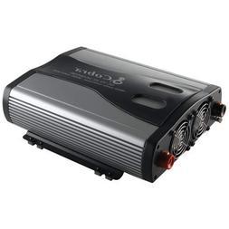 Cobra CPI1590 1500W Professional Power Inverter, 2.4 USB, 3