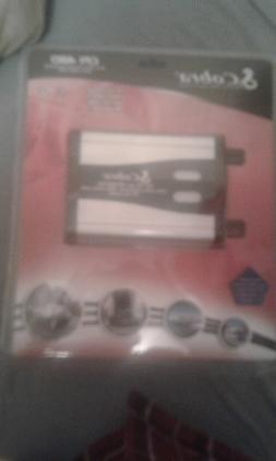 Cobra CPI480 400 watt power inverter with USB port