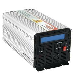 24V DC to 110V AC Power Inverter Charger 3000 Watts PIUB-300
