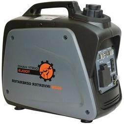 Dirty Hand Tools 950W/800W Digital Inverter Power Generator