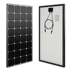 Renogy Eclipse 100 Watt Mono Solar Panel 100W 12V PV Power T