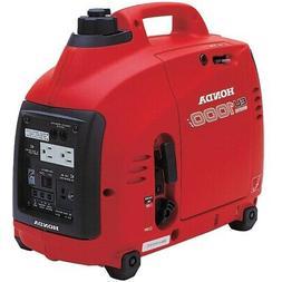 Honda Power Equipment EU1000T1A 1,000W Portable Generator CA