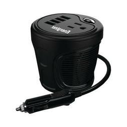 Energizer En180 12-Volt Cup Inverter