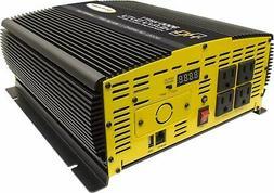 GP-3000HD GO POWER 3000 WATT HEAVY DUTY 12 VOLT MODIFIED SIN