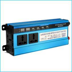 Inverter 12V 24V 48V to 220V 3000W 4000W 5000W Solar Power I