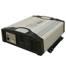 AIMS Power 2000 Watt Power Inverter 12 Volt Modified Sine Wa