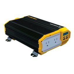 KRIËGER® KR1100 1100 Watt 12V Power Inverter MET UL CSA