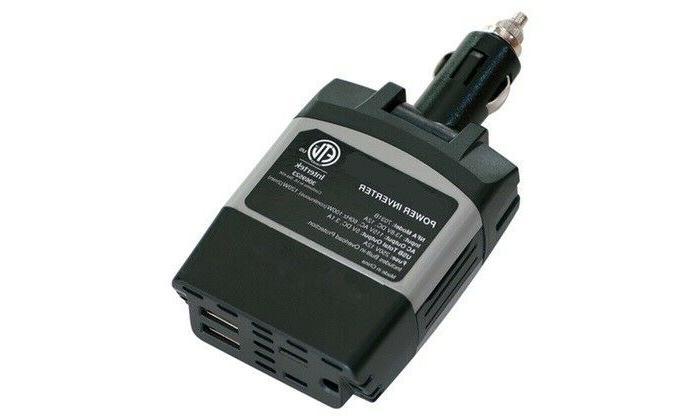 100 Inverter 12V to 110V AC and 1.0A