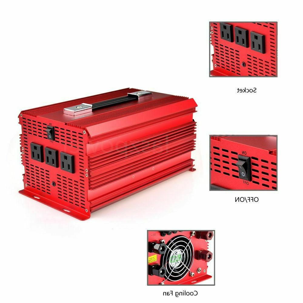 12V DC AC Adapter BESTEK Watt