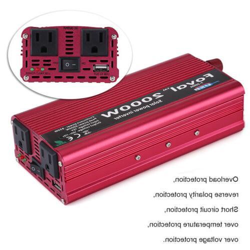 1500/2000W Inverter AC Sine