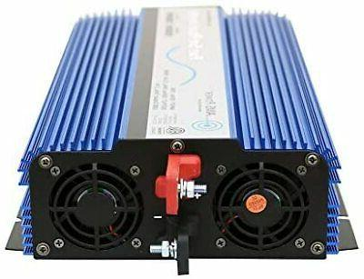 AIMS Pure Inverter ETL Listed to UL 458