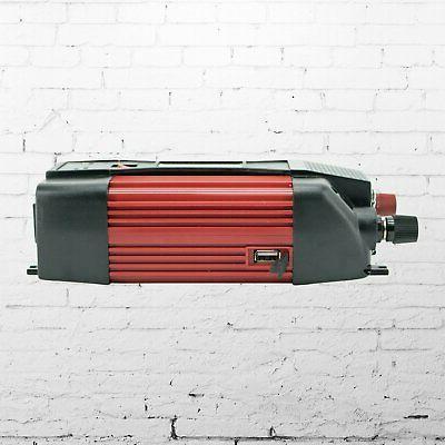 Audiotek Inverter DC 12V AC 110V Converter port