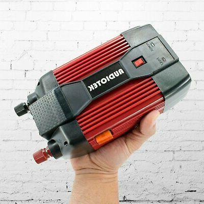 Audiotek Power Inverter DC AC 110V port Charger