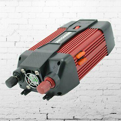 Audiotek 1500W Inverter 110V Converter port Charger