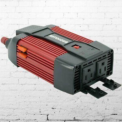 Audiotek Inverter DC 110V Converter USB