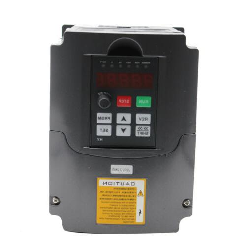 2.2KW 10A 220V PHASE VARIABLE FREQUENCY DHL