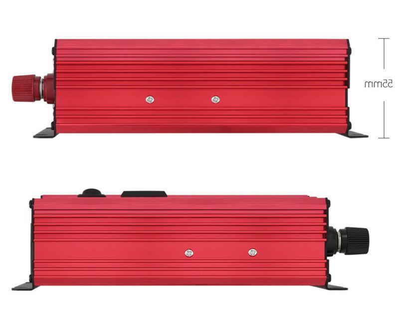 300/3000/5000W Inverter To 110V/220V Modified Sine Wave Converter
