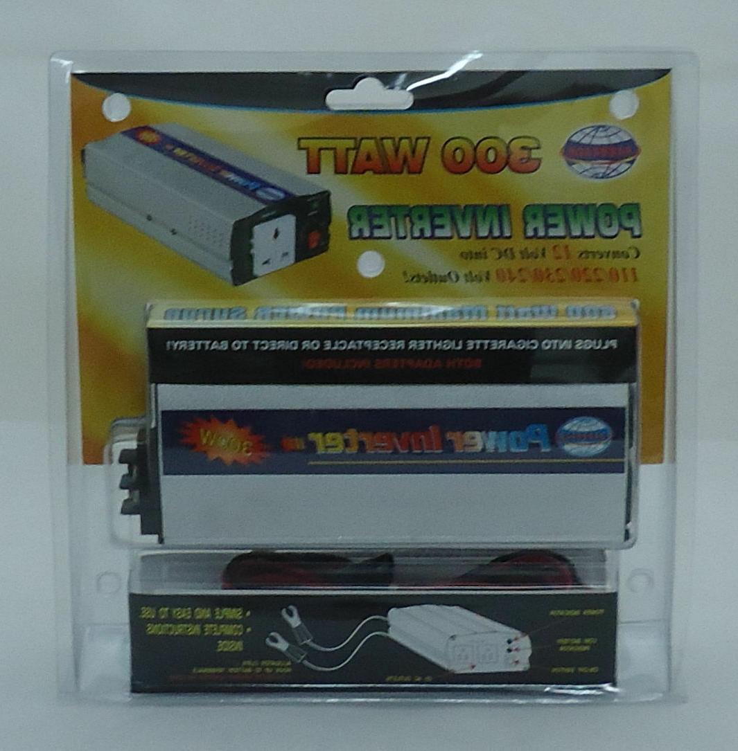 300W 12V 110V AC Converter
