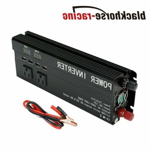 5000W Peak Power DC To AC USB Ports RV