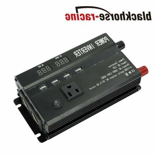 5000W 3000W Peak Power To USB RV