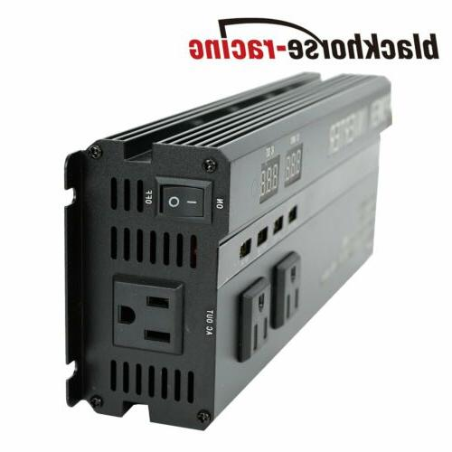 5000W 3000W Power To AC USB Ports RV Converter