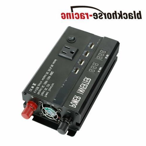 5000W 3000W Power 12V To AC
