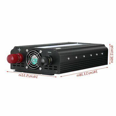 5000W Car Peak 110V AC RV Solar Converter SS