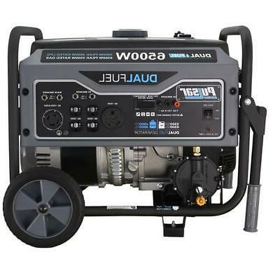Pulsar Watts Dual Portable Generator