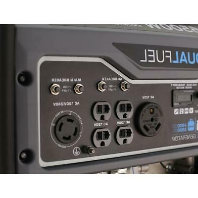 Pulsar Watts Gas/LPG Portable Generator RV