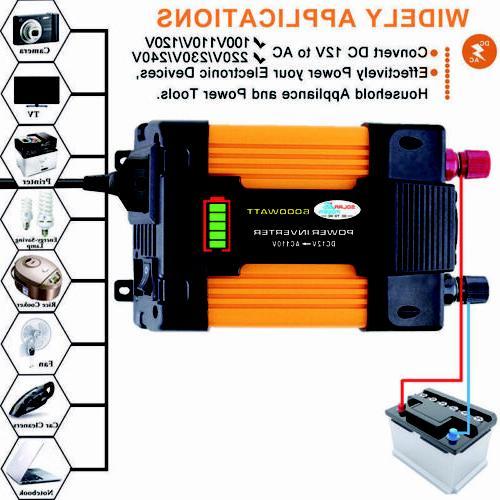12V AC Power Converter
