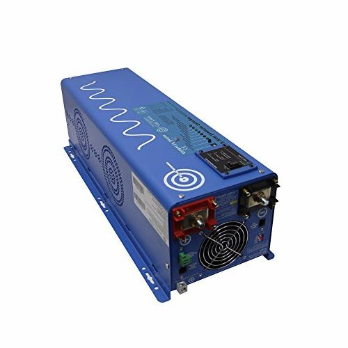 AIMS 4000W Pure Sine Inverter Charger